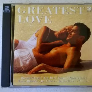 CDs ( 2 ) Greatest Love