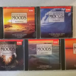 CDs ( 5 ) Classical Moods