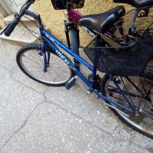 Πωλείται Ποδήλατο με 18 ταχύτητες μπλε