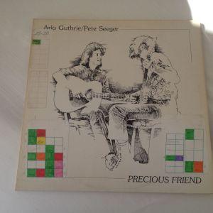 Arlo Guthrie, Pete Seeger... Precious Friends - Δίσκος Βινυλίου
