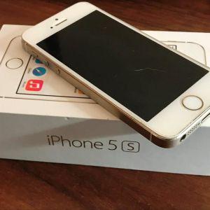 IPHONE 5S  64GB ΛΕΥΚΟ/GOLD