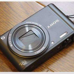 Sony dsc wx350 bionze,g,zoom 20x mp18 antalagi