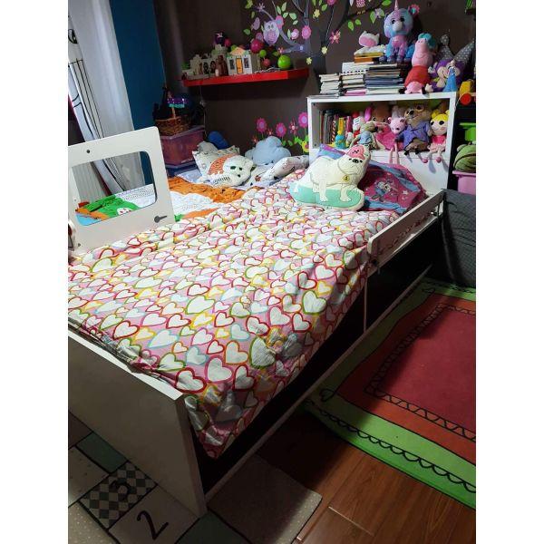 21cd896b668 2 παιδικά κρεβάτια νε αποθ.χώρους σε… - € 280 - Vendora.gr