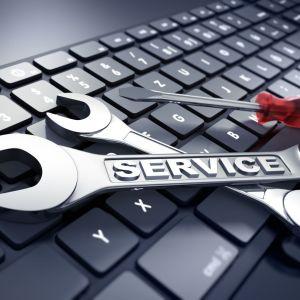 Εξειδεικευμένο service υπολογιστών - laptop