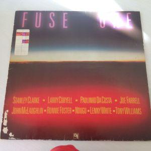 "Fuse One Various Artists - (33 RPM -Size: 12"") Δίσκος Βινυλίου 1980"
