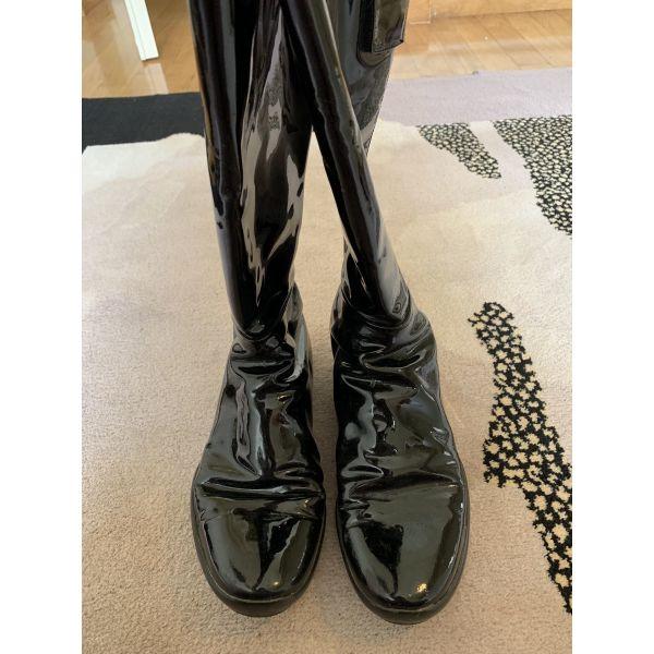 8e5ccc147b μεταχειρισμενα Μπότες PRADA γυναικείες. mpotes PRADA ginekies