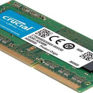 Crucial DDR3L 1600MHz (SODIMM 1.35V CL11)
