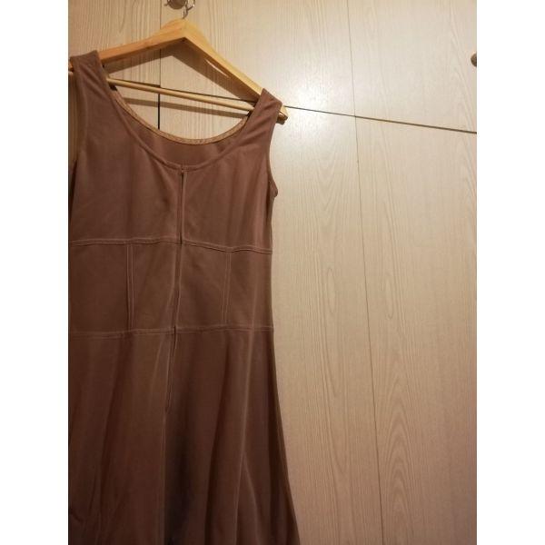 7f849edba8f Γυναικείο φόρεμα σε πολύ καλή κατάσταση, ελάχιστα φορεμένο, νούμερο S-M.  Χρώμα μπεζ ...