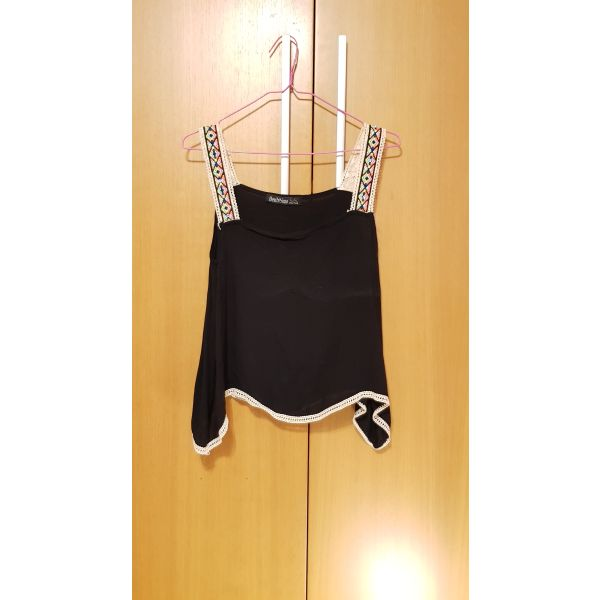 5a1b2e6ae10 Μπλουζάκι μαύρο