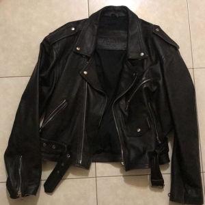 Δερμάτινο Ανδρικό Jacket 100% Δέρμα