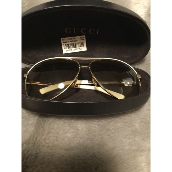 μεταχειρισμενα Gucci aviator γυαλιά ηλίου. Gucci aviator gialia iliou 24425b6ffcf
