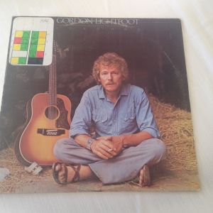 "Gordon Lightfoot: Sundown (33 RPM -Size: 12"") Δίσκος Βινυλίου 1974"