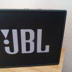 JBL GO | Portable Mini Bluetooth Speaker - BLACK