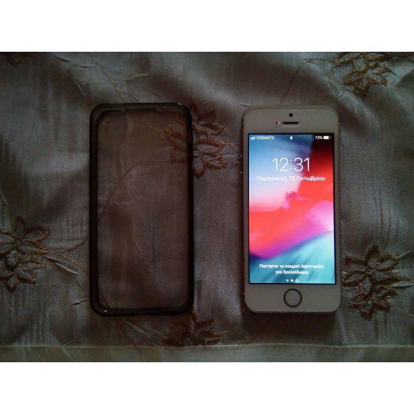 Iphone 5S Gold iOS 12