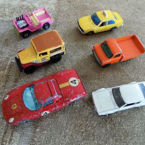17 συλλεκτικα αυτοκινητακια