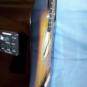 Εξαιρετική ηλεκτροακουστική κιθάρα