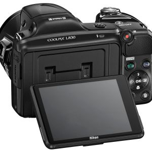 Nikon COOLPIX L830 16 MP CMOS Digital Camera με 34x Zoom NIKKOR Lens και Full 1080p HD Video
