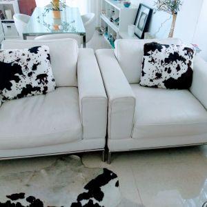 Δερμάτινο σαλόνι