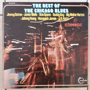 Various – The Best Of The Chicago Blues LP- ΔΙΣΚΟΣ