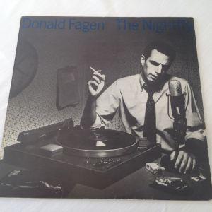Donald Fagen The Nightfly - Δίσκος Βινυλίου 1982