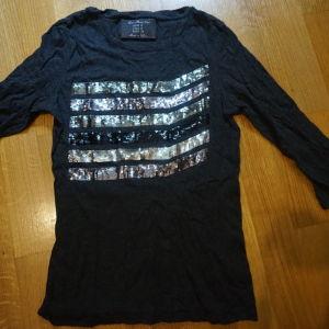 zara small μπλουζα