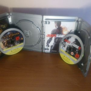 Πωλούνται παιχνίδια PS3 πακέτο η χώρια