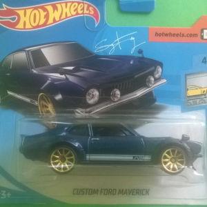 Custom Ford Maverick της Hot Wheels - Καινούργιο στο κουτί του