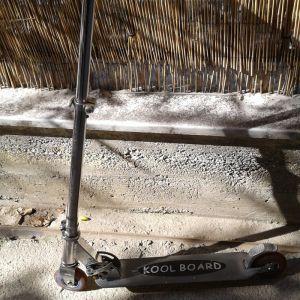 πατίνι αλουμινίου cool board