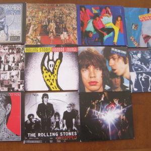 ROLLING STONES Συλογη -11 cds -