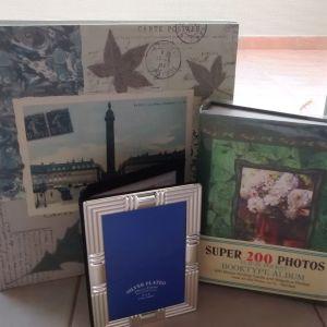 27274545cf8 Πωλούνται τρία άλμπουμ για φωτογραφίες σε άριστη κατάσταση