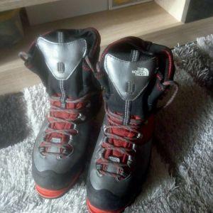 Πωλείται ορειβατική μπότα North Face  VERTO S6K GLACIER νούμερο 42  Τιμή 100 ευρώ