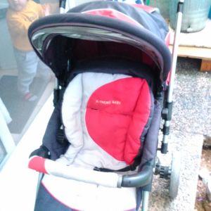 καροτσι βολτας μωρου