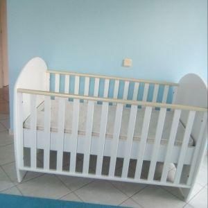 Παιδικο κρεβάτι-κούνια ΝΕΚ