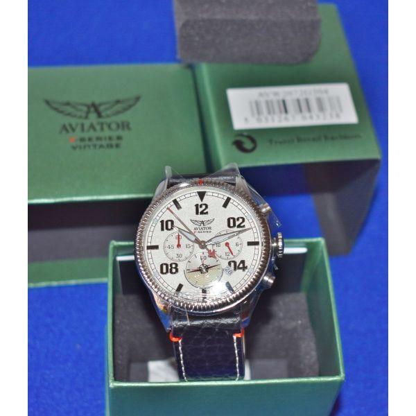 Ρολόι αφόρετο AVIATOR F Series (vintage style 23496a38414