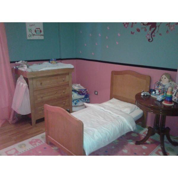 dc6b762ee17 Πωλείται παιδικό κρεβάτι + συρταριέρα - € 200 - Vendora.gr