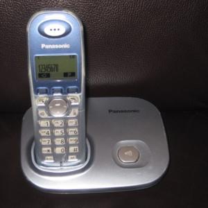 Panasonic KX-TG7301 Ασυρματο τηλεφωνο.Aνοιχτη ακρ.