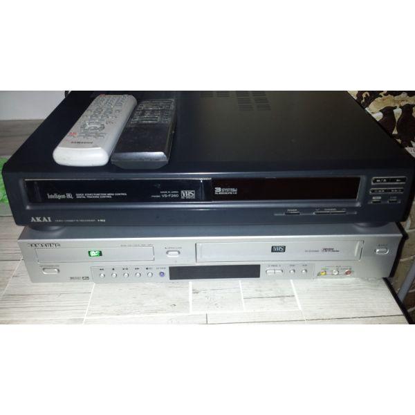 videokassetofono  dvf  kasetofono