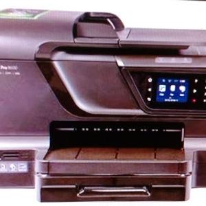εκτυπωτης hp officejet pro 8600 plus