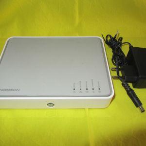 Modem router Thomson TG585v8 - 4port