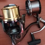 Μηχανισμος ψαρεματοσ METAL GEAR