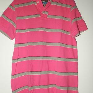 h&m πικε μπλουζα small