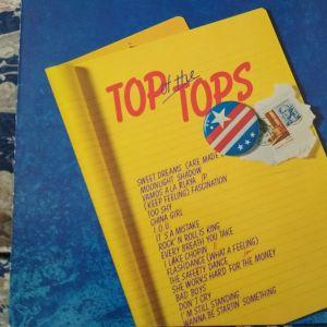 Δίσκος Βινυλίου_Top of the Tops