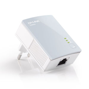 TP-LINK TL-PA411 AV500 NANO POWERLINE ADAPTER μετατρέπει το υπάρχον ηλεκτρικό κύκλωμα σε ένα δίκτυο χωρίς την ανάγκη καλωδίου δικτύου