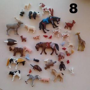 Playmobil διάφορα ζώα
