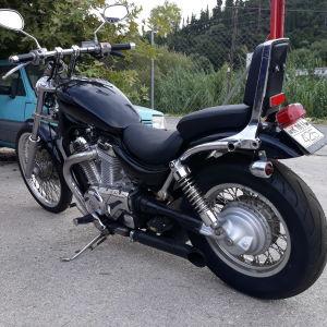 Πωλειτα μηχανη suzuki idruder 400