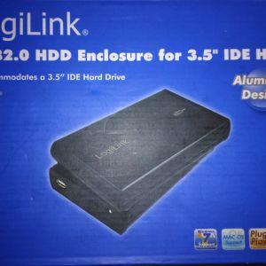 Logilink 3.5 IDE HDD case
