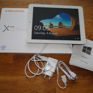 Teclast X98 Plus 4GB Ram Dual OS 64GB + Case + 9H Tempered Glass