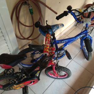 """Παιδικα Ποδήλατα 16"""" & 13"""""""