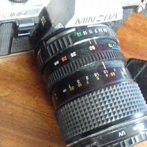 Φωτογραφική μηχανη+δύο φακοι zoom macro