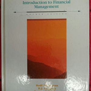 Introduction to Financial Management 4th Edition
